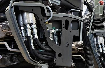 Hydraulics, Hydraulic pumps, Hydraulic motors, PVG valves, Gear pumps, Gear motors, Gear boxes, Orbital motors, Mobile electronicsHydraulika, Hydraulické čerpadlá, Hydraulické motory, PVG ventily, Danfoss, Sauer-Danfoss